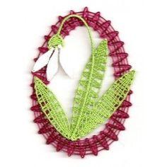 Lace Jewelry, Bobbin Lace, Knitting, Fun, Inspiration, Tejidos, Bite Size, Flowers, Bobbin Lace Patterns