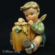 Hummel 312 Honey Lover MINT In Box COA Exclusive Edition Retired TMK-7, ON SALE!