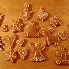 Reform mézeskalács PeZsuRi konyhájából Gingerbread Cookies, Cookie Cutters, Party Time, Cool Stuff, Christmas, Food, Cakes, Gastronomia, Gingerbread Cupcakes