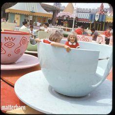 vintage disney #tea cups!