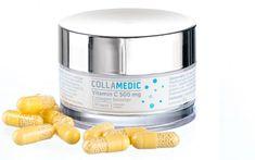 Kolagen booster Collamedic - vitamín C 500 mg