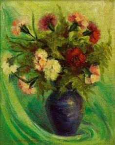 Anita Malfatti  Vaso de flor
