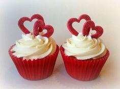 Valentine Cupcakes.....
