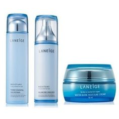 Amorepacific_ Laneige Set for Dry to Normal Skin Type Power Essential Skin Refiner Moisture ** Learn more by visiting the image link.