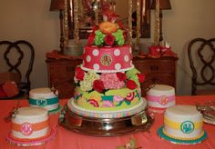 lilly cakes