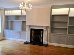 Traditional Alcove units Carpentry Services, Bespoke Furniture, Alcove, The Unit, Traditional, Building, Design, Home Decor, Buildings