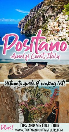 Things To Do In Positano: The Ultimate Guide Things To Do In Positano: The Ultimate Guide,All About Travel Related posts:MUST STAY! at Villa Treville in Positano, Italy, Amalfi Coast - TravelPhotoguide: Los Angeles, California. Italy Travel Tips, Europe Travel Guide, Travel Guides, Europe Destinations, Amalfi Coast Italy, Sorrento Italy, Capri Italy, Naples Italy, Sicily Italy