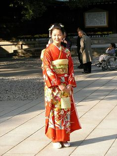 Japanese kimono :')