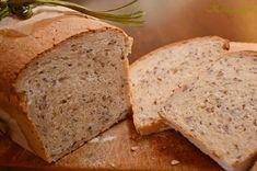 Koskacukor: Lenmagos-joghurtos kenyér