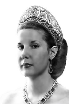 After becoming a widow, the Duchess remarried on 16 March 1978 to Jesús Aguirre y Ortiz de Zárate (1937–2001), a Doctor of Theology and a former Jesuit priest. The wedding caused a scandal in Spain during the 1970s, as Aguirre was illegitimate.
