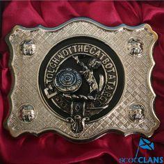 MacBean Kilt Belt Bu