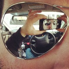 #glasses #reflection #sunglasses #iphone #car by Azriel Knight, via Flickr