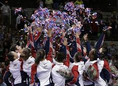 2012 Ladies, Olympic Gymnastics, USA, Team Source by kierakkt Team 2, Olympic Gymnastics, Olympics, Concert, Lady, Gymnastics, Concerts