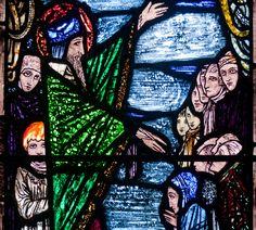 Saint Patrick by Harry Clarke