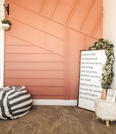 If you are looking for a cost effective way to add that wow factor, look no further!Step 1 design you wall Ikea Dresser Makeover, Installing Wainscoting, Hollow Core Doors, Painting Tile Floors, Diy Christmas Garland, Craftsman Door, Set Of Drawers, Felt Leaves, Diy Chalkboard