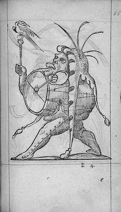 François Desprez, f. E4 Dessin 65 Les Songes drolatiques de Pantagruel A Paris : Par Richard Breton 1565 (41)