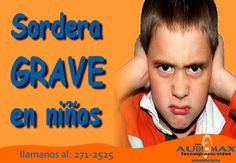 Sordera GRAVE en niños. Audiomax   http://audiomaxperu.blogspot.com/2012/07/sorderainfantilgrave.audiomax.html?spref=tw