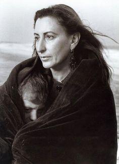 Miuccia Prada by Annie Leibovitz, 1996