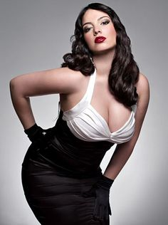Dangerous Curves ahead... Pinup