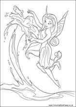 Disney World Mickey Mouse Coloring Pages Coloring Pages For Grown - Disney-tinkerbell-coloring-pages
