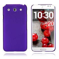 Smooth (Violetti) LG Optimus G Pro Suojakotelo