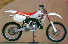 1990 Yamaha YZ125