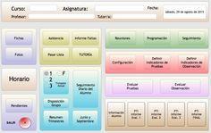 Cuaderno Digital del Profesor. Una aplicación gratuita para realizar el seguimiento y la evaluación de nuestros alumnos. Multiplataforma: iPad, Windows y MAC