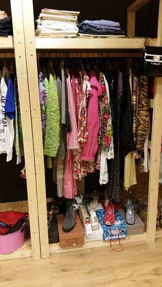 Nieuwe kledingkramen bij Jouw Marktkraam Zaandam!