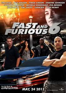The Fast and the Furious 6