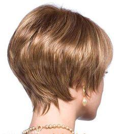 Стрижка шапочка на короткие волосы - 83 фото