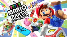 サイコロの目が0!? Nintendo Switch『スーパー マリオパーティ』で進化したスゴロクや新しいプレイスタイルを楽しもう! | トピックス | Nintendo