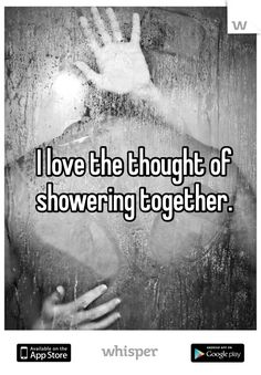 Couple Shower Together Kisses - RetroModa Flirty Quotes For Him, Romantic Quotes For Her, Sexy Love Quotes, Soulmate Love Quotes, Love Quotes For Her, Romantic Kisses, Nasty Quotes, Sexy Thoughts, Hug Quotes