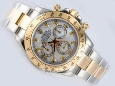 Rolex - one day! Oyster Perpetual Cosmograph Daytona, Rolex Oyster Perpetual, Rolex Daytona Steel, Cool Watches, Watches For Men, Breitling Watches, Oysters, Bracelet Watch, My Style