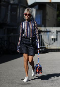 New York Fashion Week, Day 5 #lindatol #streetstyle