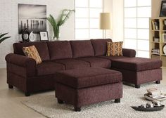 50545 Yigal reversible sectional sofa. Available at Alternative Office Solutions  408-776-2036.