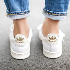 Stan Smith Adidas sneakers #style #fashion #shoes