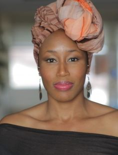 Find this Pin and more on To die for head wraps.