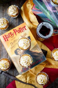 18 Harry Potter Inspired Recipes for Your Halloween Party. Looking for ideas for a harry potter party for teens, kids, or adults? DIY your own spread of magical food with these delicious recipes from around the web