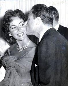 Elizabeth Taylor & Mike Todd