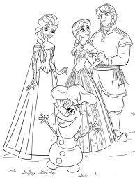 frozen, : elsa the snow queen making snowflakes coloring