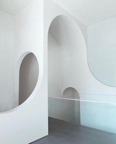 Architecture Details, Interior Architecture, Interior Design, Minimal Design, Modern Design, Brutalist, Open Kitchen, Minimalism, Living Spaces