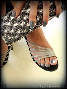 French manicure in dubai