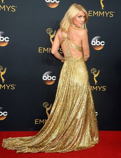 Emmys 2016 Best Dressed: The Looks Our Editors�Love - Claire Danes