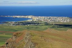 My favorite town in Iceland, Akranes :) I was born there and grew up there ;)
