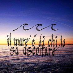 Il mare é di chi lo sa ascoltare #mare #sea #referendum #notriv # #si #sunset #summer #calligraphy #aphorism #love #heart #nature #sun  #igers #igersmassacarrara #picoftheday #bestoftheday #instagood #tbt #travel #sky #italy #ig_italy #beautiful #beach #surf #sealife #fristpost #manumarra #amazing mazing