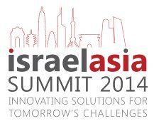 Israel-Asia Summit 2014