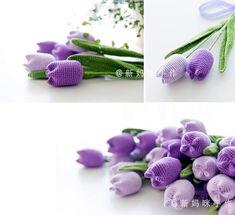flores-de-croche-tulipas.jpg (610×558)
