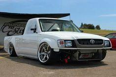 Yota drift truck