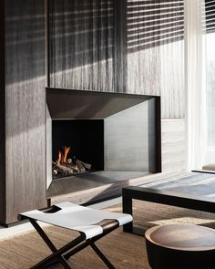 Modern Fireplace in Your Interior