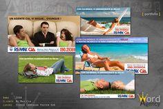 CIA Immobiliare - Studio campagna poster 6x6